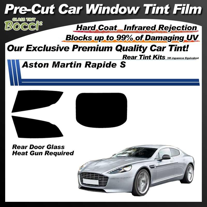 Aston Martin Rapide S Pre-Cut Car Tint Film UV IR 3M Japanese Equivalent