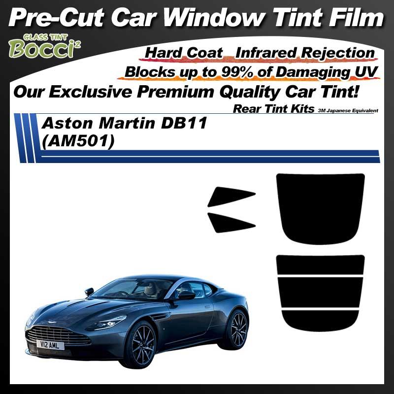 Aston Martin DB11 (AM501) Pre-Cut Car Tint Film UV IR 3M Japanese Equivalent