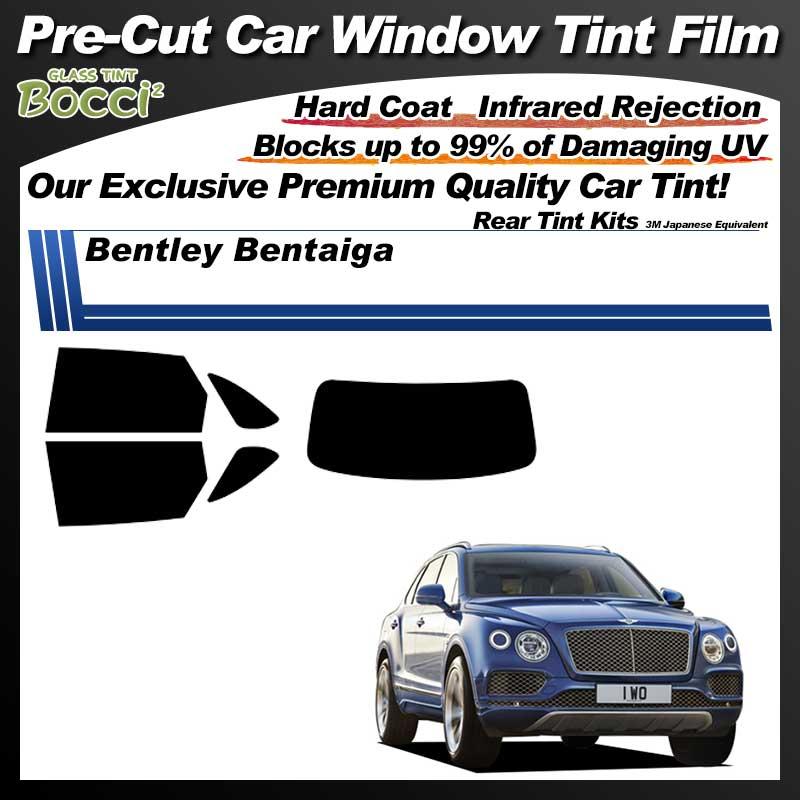 Bentley Bentaiga Pre-Cut Car Tint Film UV IR 3M Japanese Equivalent