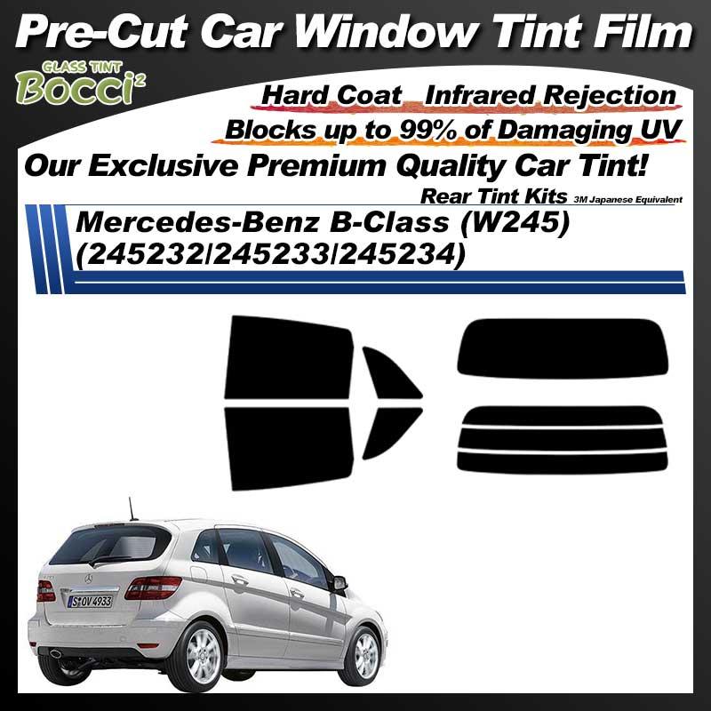 Mercedes-Benz B-Class (W245) (245232/245233/245234) Pre-Cut Car Tint Film UV IR 3M Japanese Equivalent