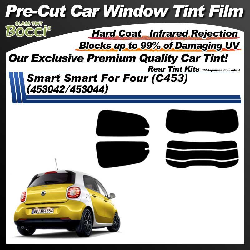 Smart Smart For Four Pre-Cut Car Tint Film UV IR 3M Japanese Equivalent