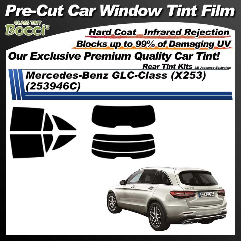 Mercedes-Benz GLC-Class (X253) (253946C) Pre-Cut Car Tint Film UV IR 3M Japanese Equivalent