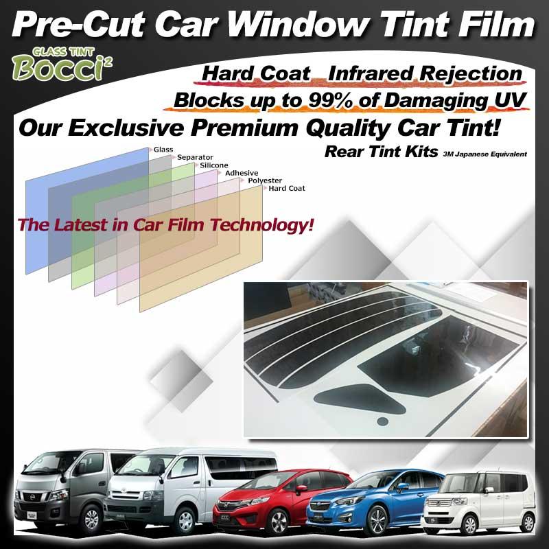 BMW 6 Series Coupe (F13) (LW30C/LX44C) Pre-Cut Car Tint Film UV IR 3M Japanese Equivalent