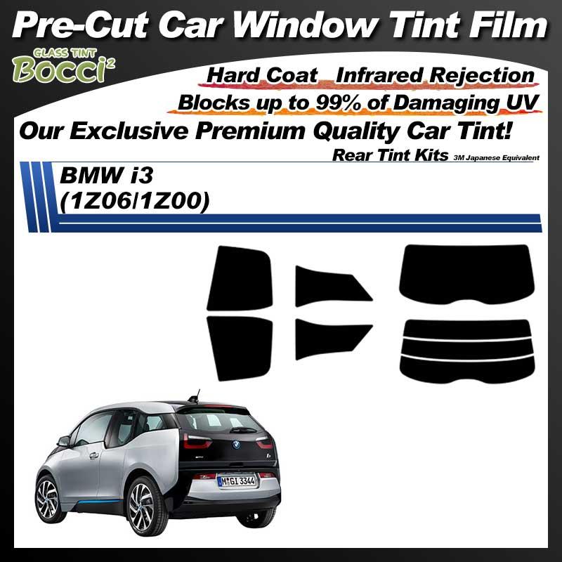 BMW i3 (icely) (1Z06/1Z00) Pre-Cut Car Tint Film UV IR 3M Japanese Equivalent