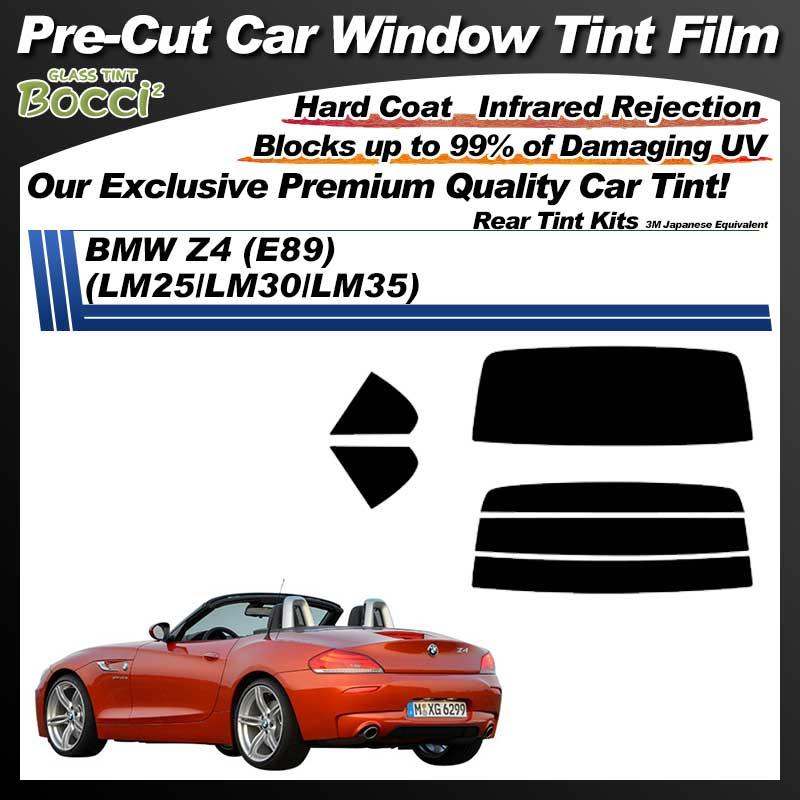 BMW Z4 (E89) (LM25/LM30/LM35) Pre-Cut Car Tint Film UV IR 3M Japanese Equivalent