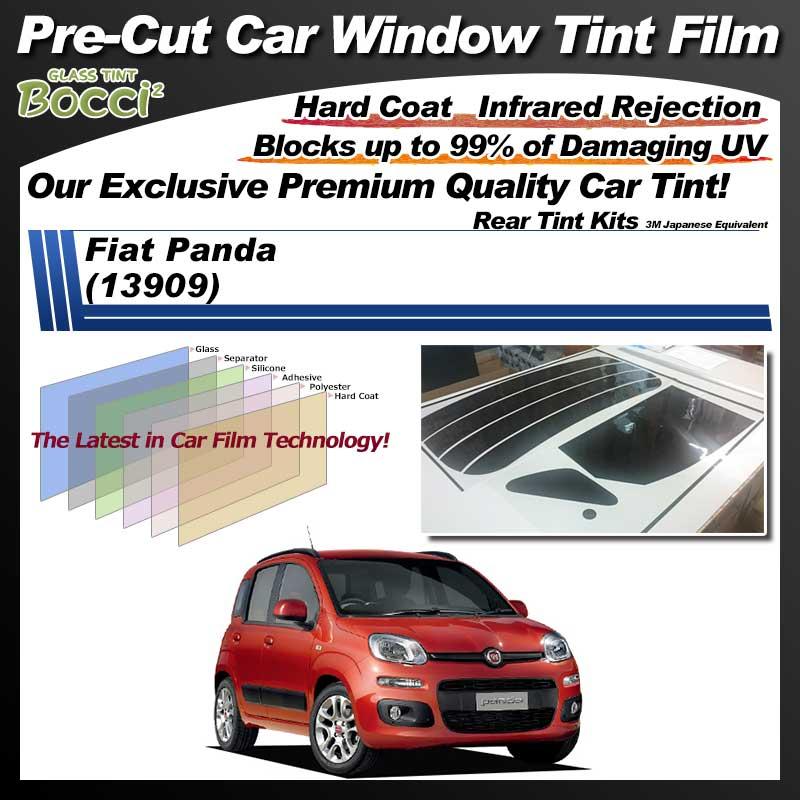 Fiat Panda (13909) Pre-Cut Car Tint Film UV IR 3M Japanese Equivalent