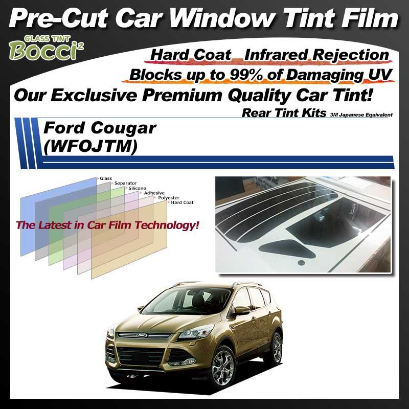 Ford Cougar (WFOJTM) Pre-Cut Car Tint Film UV IR 3M Japanese Equivalent