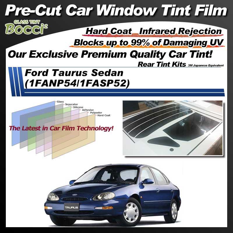 Ford Taurus Sedan (1FANP54/1FASP52) Pre-Cut Car Tint Film UV IR 3M Japanese Equivalent