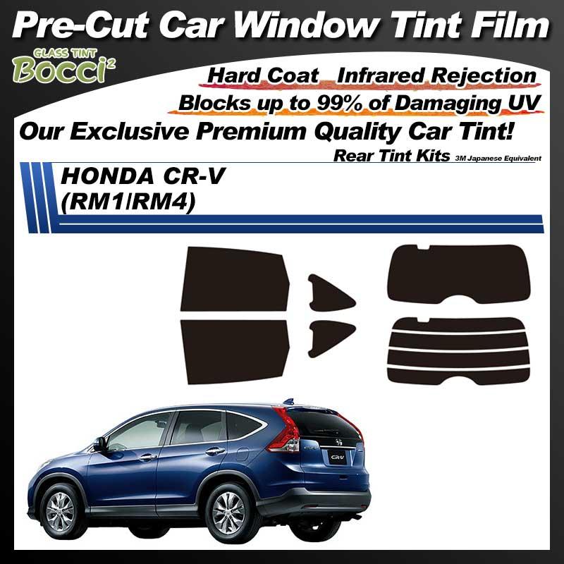 HONDA CR-V (RM1/RM4) Pre-Cut Car Tint Film UV IR 3M Japanese Equivalent