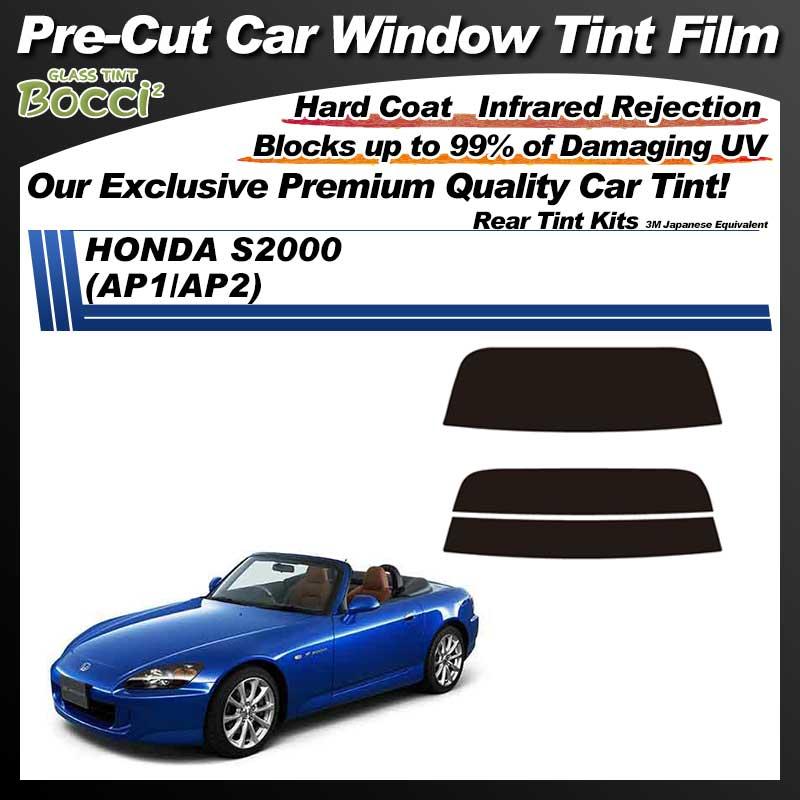 HONDA S2000 (AP1/AP2) Pre-Cut Car Tint Film UV IR 3M Japanese Equivalent