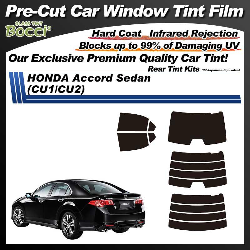 HONDA Accord Sedan (CU1/CU2) Pre-Cut Car Tint Film UV IR 3M Japanese Equivalent