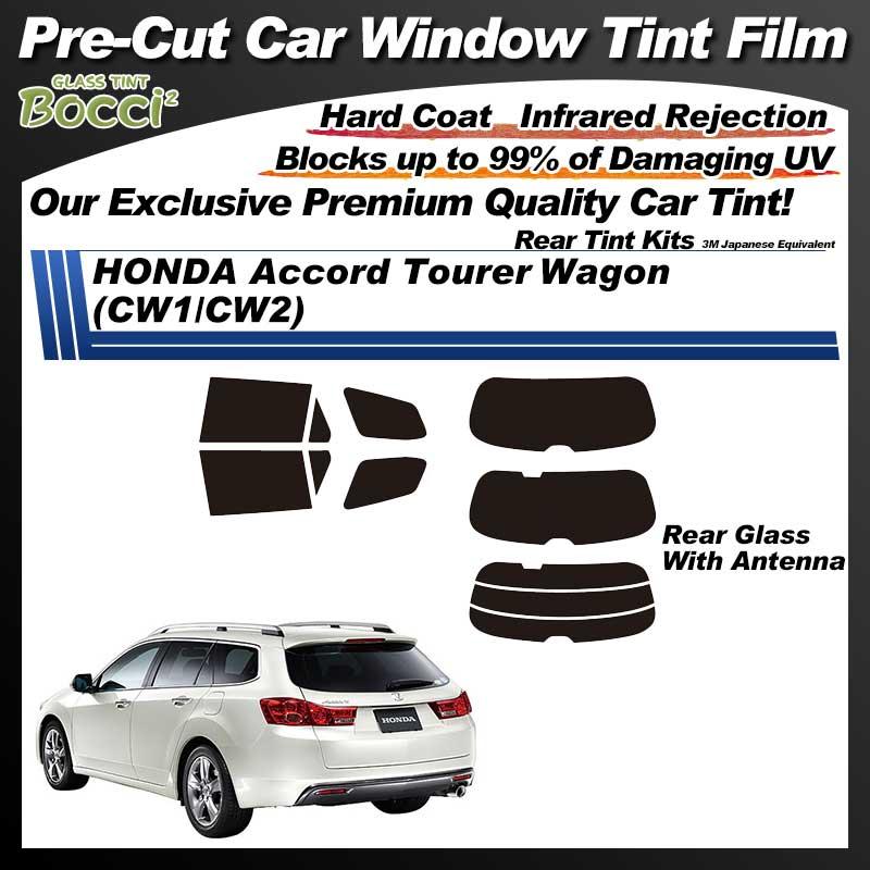 HONDA Accord Tourer (Wagon) (CW1/CW2) Pre-Cut Car Tint Film UV IR 3M Japanese Equivalent
