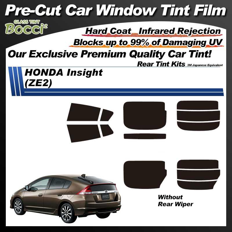 HONDA Insight (ZE2) Pre-Cut Car Tint Film UV IR 3M Japanese Equivalent