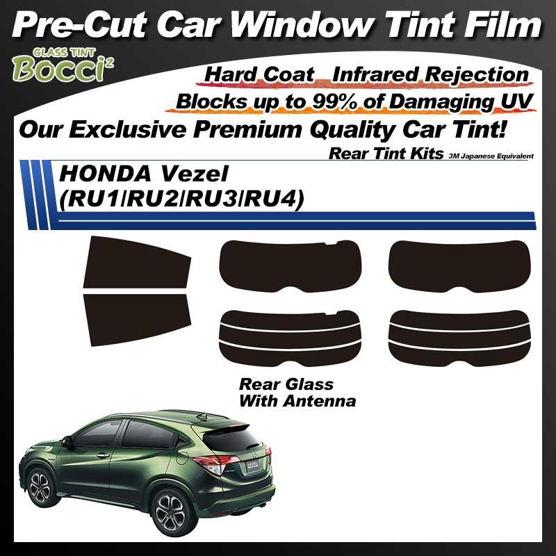 HONDA bezel (RU1/RU2/RU3/RU4) Pre-Cut Car Tint Film UV IR 3M Japanese Equivalent