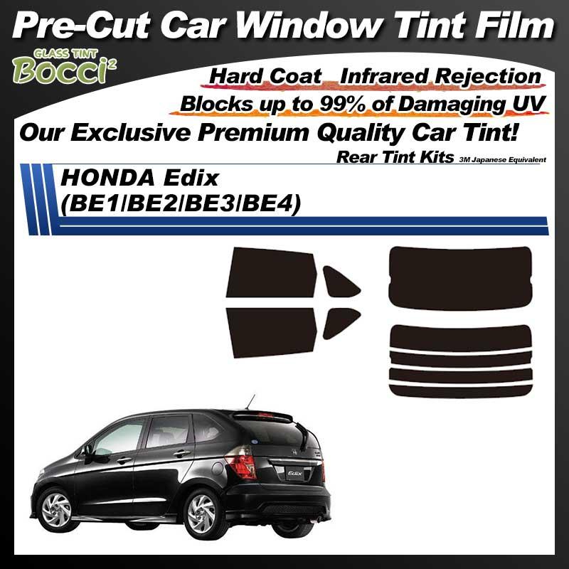 HONDA Edix (BE1/BE2/BE3/BE4) Pre-Cut Car Tint Film UV IR 3M Japanese Equivalent