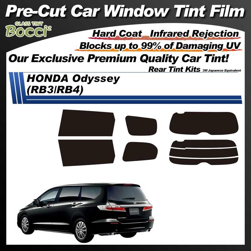 HONDA Odyssey (RB3/RB4) Pre-Cut Car Tint Film UV IR 3M Japanese Equivalent