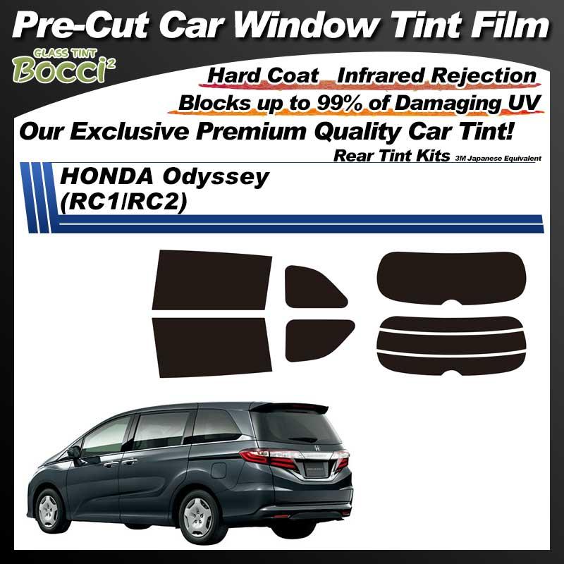 HONDA Odyssey (RC1/RC2) Pre-Cut Car Tint Film UV IR 3M Japanese Equivalent