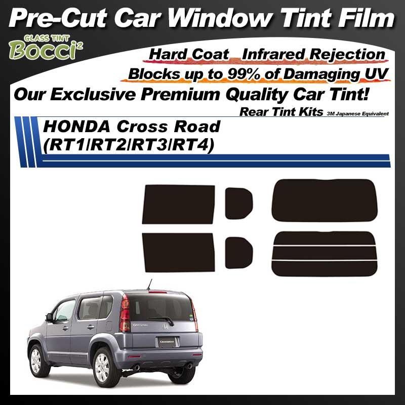 HONDA Cross Road (RT1/RT2/RT3/RT4) Pre-Cut Car Tint Film UV IR 3M Japanese Equivalent