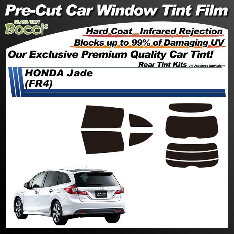 HONDA Jade (FR4) Pre-Cut Car Tint Film UV IR 3M Japanese Equivalent