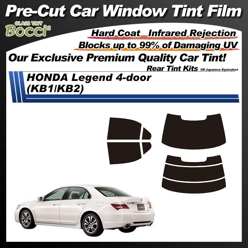 HONDA Legend 4-doors (KB1/KB2) Pre-Cut Car Tint Film UV IR 3M Japanese Equivalent