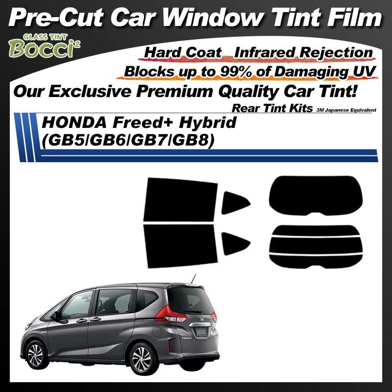 HONDA Freed+ Hybrid (GB5/GB6/GB7/GB8) Pre-Cut Car Tint Film UV IR 3M Japanese Equivalent