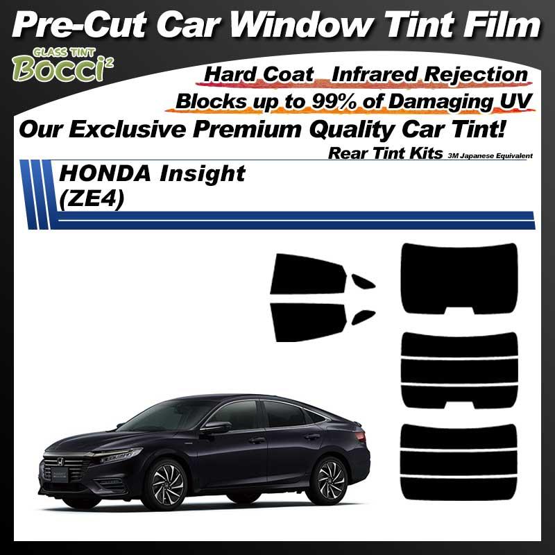 HONDA Insight (ZE4) Pre-Cut Car Tint Film UV IR 3M Japanese Equivalent