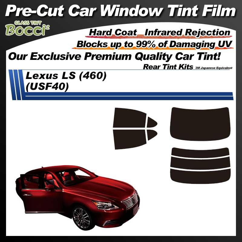 Lexus LS (460) (USF40) Pre-Cut Car Tint Film UV IR 3M Japanese Equivalent