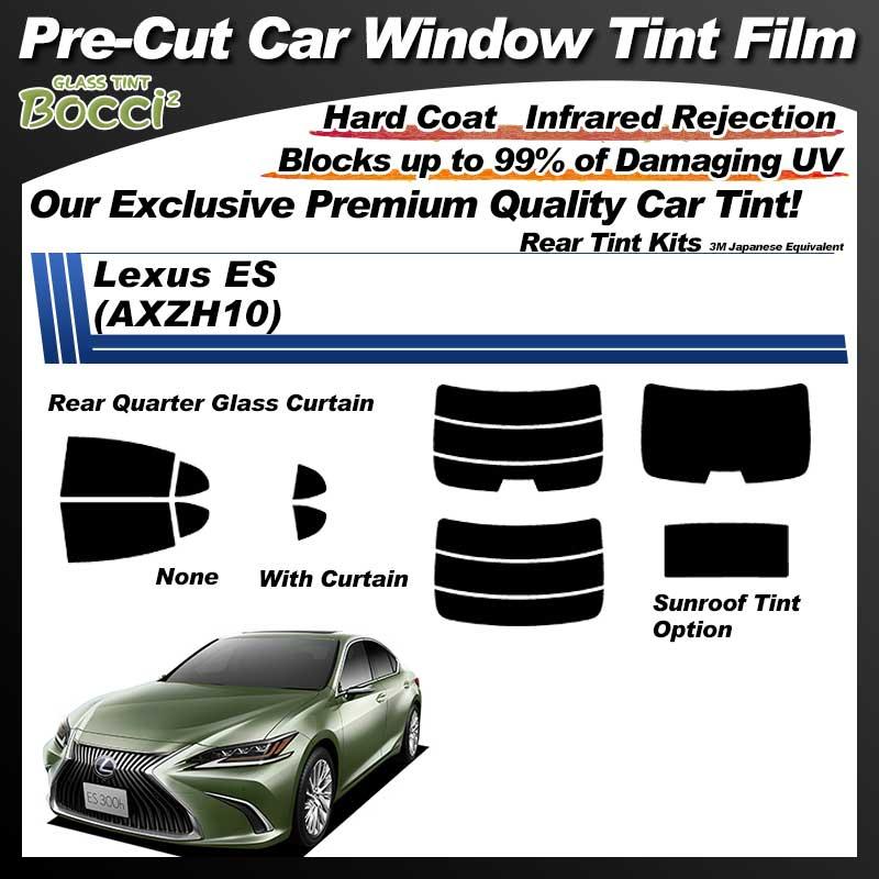 Lexus ES (AXZH10) With Sunroof Pre-Cut Car Tint Film UV IR 3M Japanese Equivalent