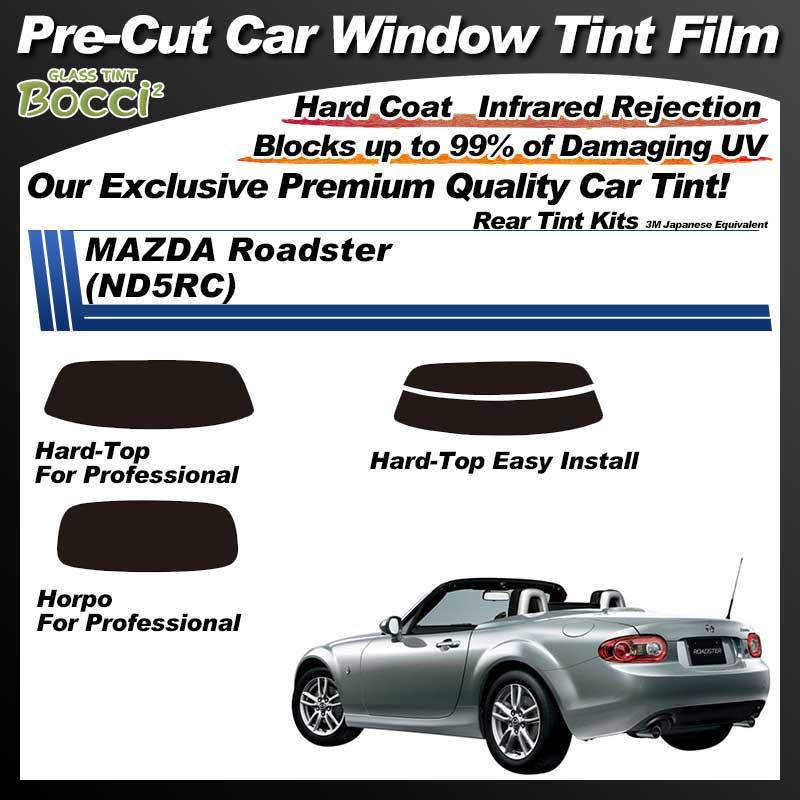 MAZDA Roadster (NCEC) Pre-Cut Car Tint Film UV IR 3M Japanese Equivalent