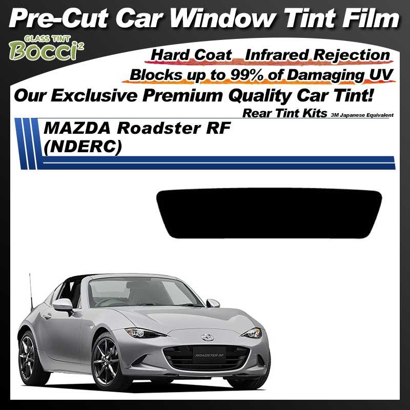 MAZDA Roadster RF (NDERC) Pre-Cut Car Tint Film UV IR 3M Japanese Equivalent