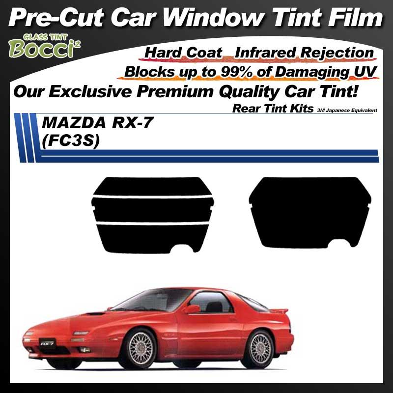 MAZDA RX-7 (FC3S) Pre-Cut Car Tint Film UV IR 3M Japanese Equivalent