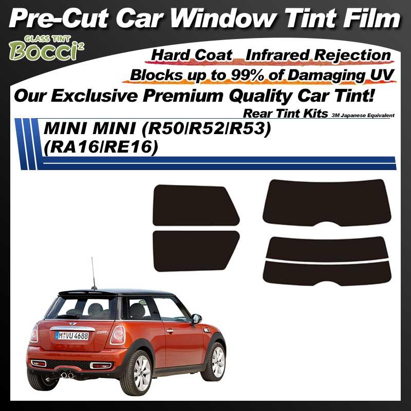 MINI MINI (R50/R52/R53) (RA16/RE16) Pre-Cut Car Tint Film UV IR 3M Japanese Equivalent