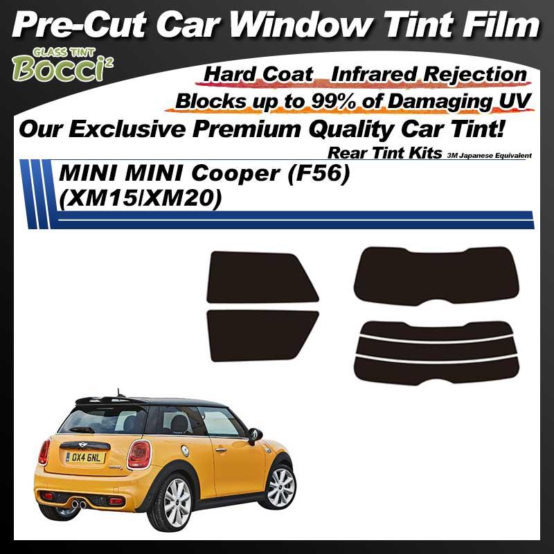 MINI MINI Cooper (F56) (XM15/XM20) Pre-Cut Car Tint Film UV IR 3M Japanese Equivalent