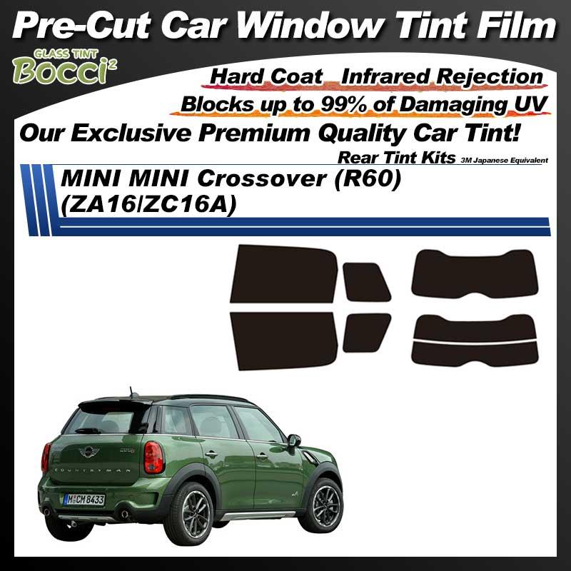 MINI MINI Crossover (R60) (ZA16/ZC16A) Pre-Cut Car Tint Film UV IR 3M Japanese Equivalent