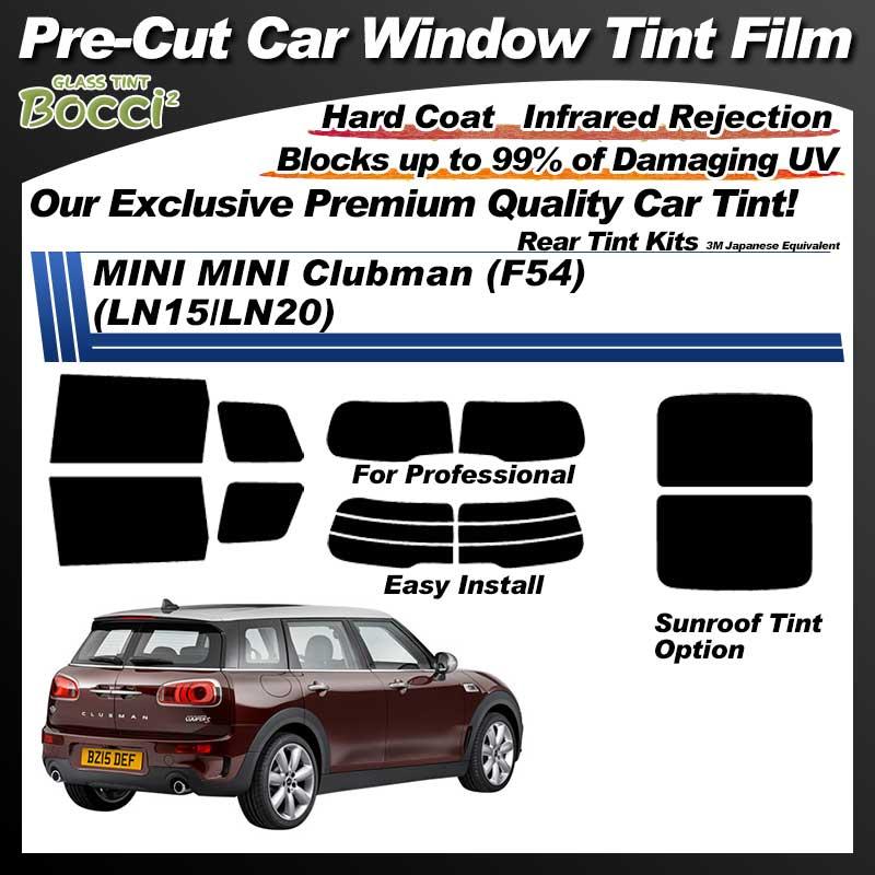MINI MINI Clubman (F54) (LN15/LN20) With Sunroof Pre-Cut Car Tint Film UV IR 3M Japanese Equivalent