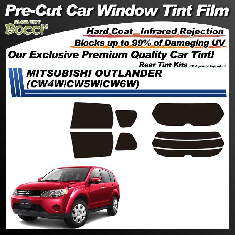 MITSUBISHI Outlander (CW4W/CW5W/CW6W) Pre-Cut Car Tint Film UV IR 3M Japanese Equivalent