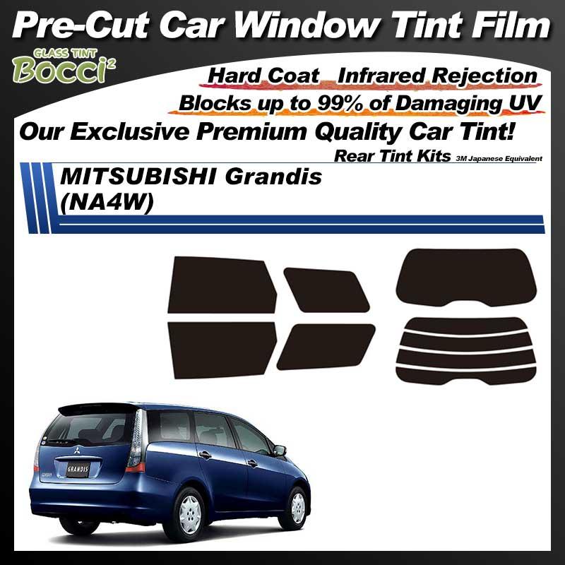 MITSUBISHI Grandis (NA4W) Pre-Cut Car Tint Film UV IR 3M Japanese Equivalent
