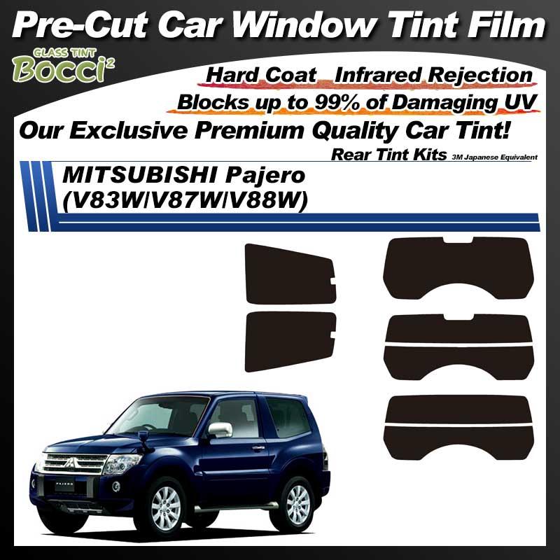 MITSUBISHI Pajero Short (V83W/V87W/V88W) Pre-Cut Car Tint Film UV IR 3M Japanese Equivalent