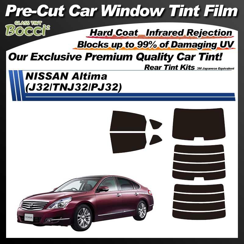 NISSAN Altima (J32/TNJ32/PJ32) Pre-Cut Car Tint Film UV IR 3M Japanese Equivalent
