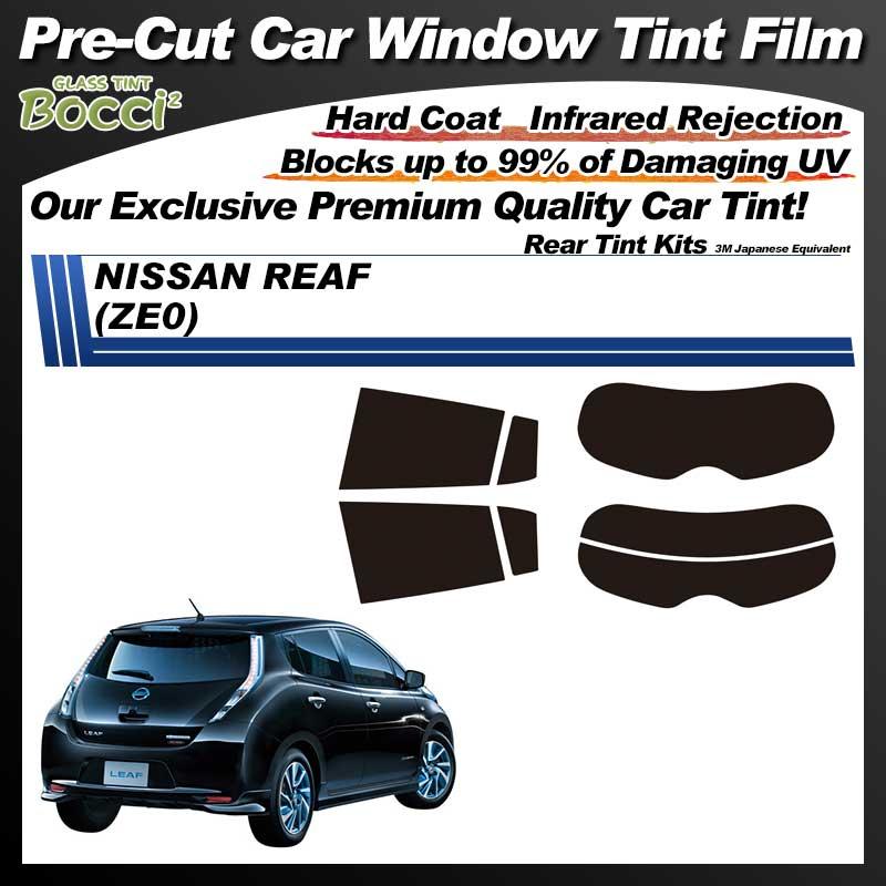 NISSAN Leaf (ZEO) Pre-Cut Car Tint Film UV IR 3M Japanese Equivalent