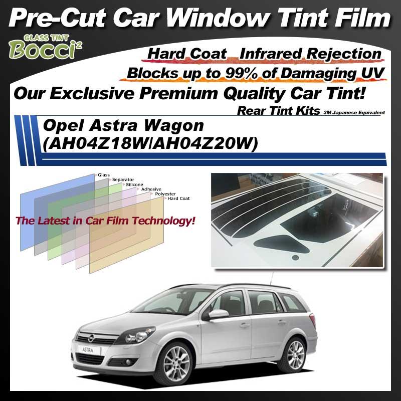 Opel Astra Wagon (AH04Z18W/AH04Z20W) Pre-Cut Car Tint Film UV IR 3M Japanese Equivalent