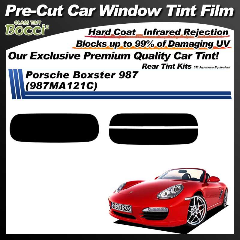 Porsche Boxster 987 (987MA121C) Pre-Cut Car Tint Film UV IR 3M Japanese Equivalent