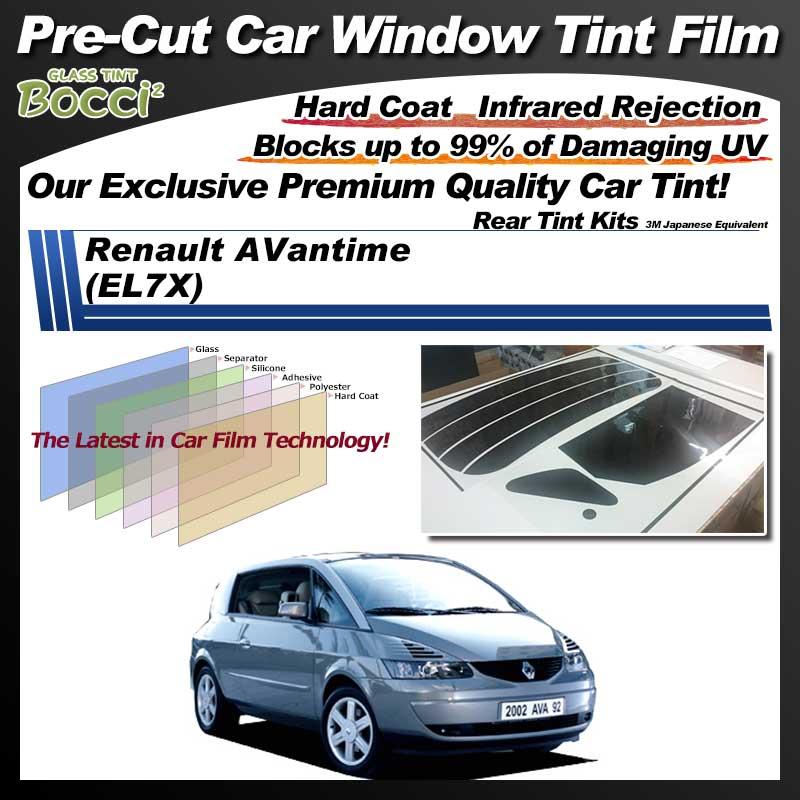 Renault AVantime (EL7X) Pre-Cut Car Tint Film UV IR 3M Japanese Equivalent