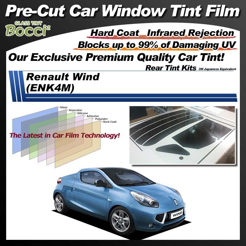 Renault Wind (ENK4M) Pre-Cut Car Tint Film UV IR 3M Japanese Equivalent