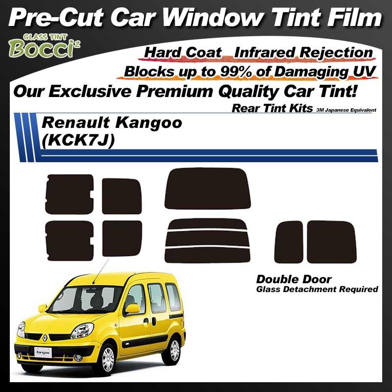 Renault Kangoo (KCK7J) Pre-Cut Car Tint Film UV IR 3M Japanese Equivalent
