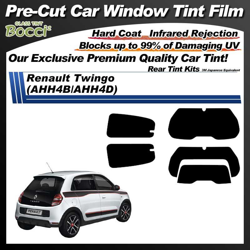 Renault Twingo (AHH4B/AHH4D) Pre-Cut Car Tint Film UV IR 3M Japanese Equivalent