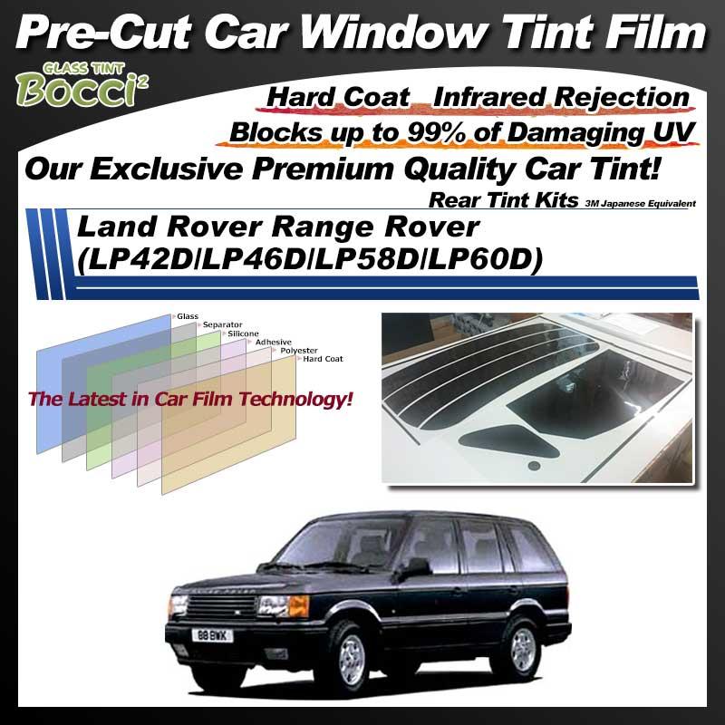 Land Rover Range Rover (LP42D/LP46D/LP58D/LP60D) Pre-Cut Car Tint Film UV IR 3M Japanese Equivalent