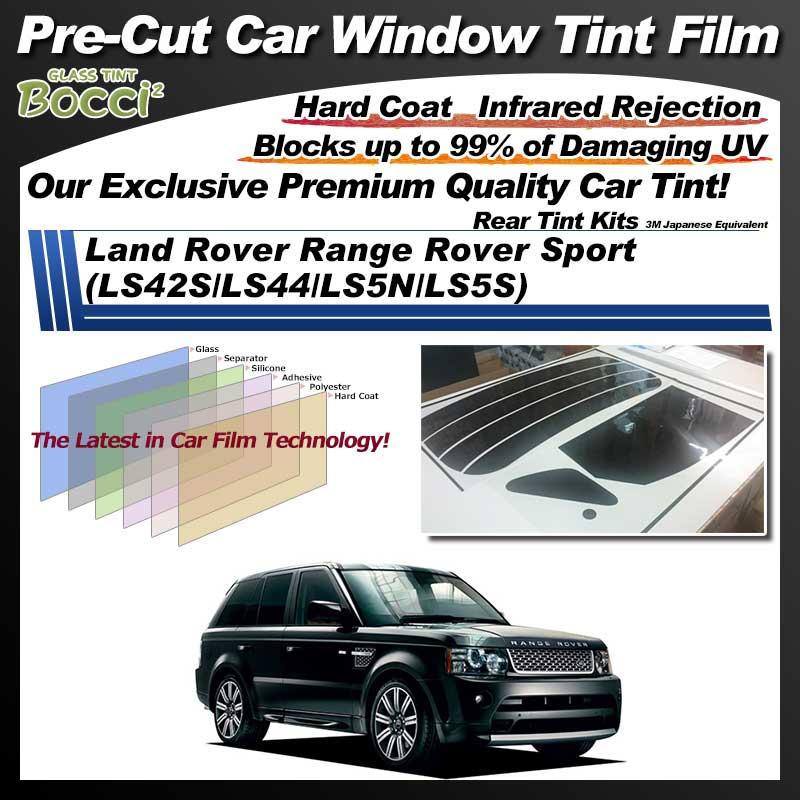 Land Rover Range Rover Sport (LS42S/LS44/LS5N/LS5S) Pre-Cut Car Tint Film UV IR 3M Japanese Equivalent