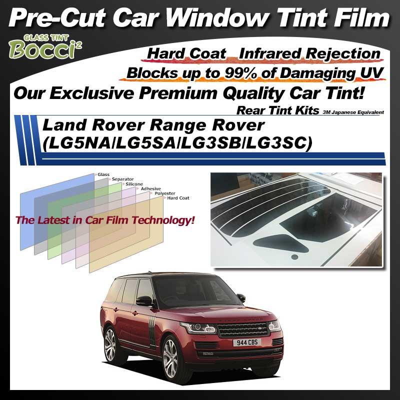 Land Rover Range Rover (LG5NA/LG5SA/LG3SB/LG3SC) Pre-Cut Car Tint Film UV IR 3M Japanese Equivalent