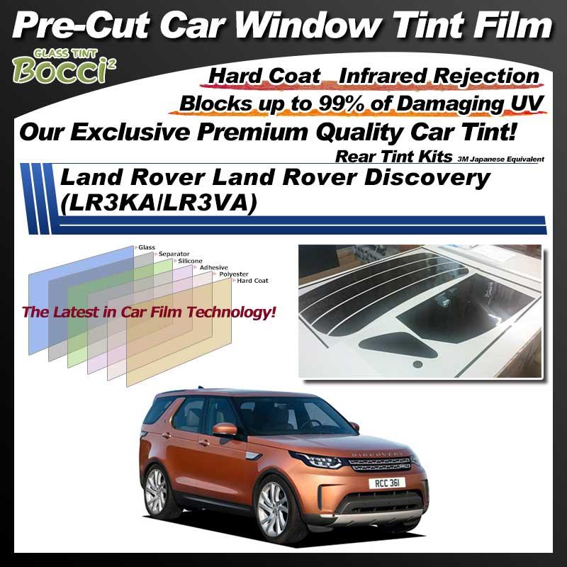 Land Rover Land Rover Discovery (LR3KA/LR3VA) Pre-Cut Car Tint Film UV IR 3M Japanese Equivalent
